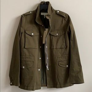 rag & bone Jackets & Coats - Rag & Bone Army Green Utility Jacket